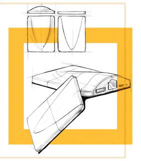 smart hub scketch