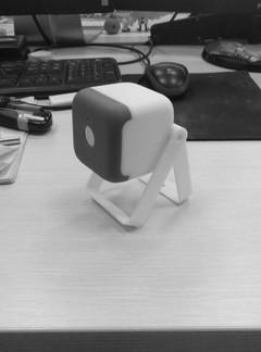 SMART CAMERA 3D PRINTED PROTOTYPE