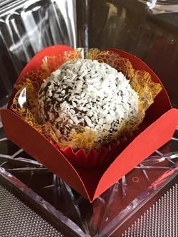 Milk Chocolate with Coconut