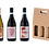 Thumbnail: Moscato d'Asti DOCG + Langhe DOC Dolcetto + Langhe DOC Nebbiolo + Scatola