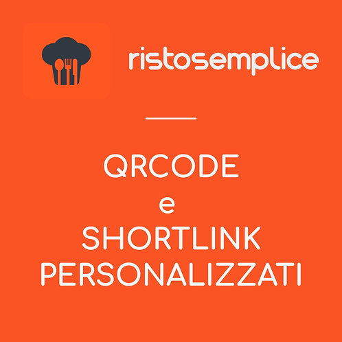 copy of Shortlink + QRcode personalizzato