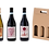 Thumbnail: Moscato d'Asti DOCG + Langhe DOC Dolcetto + Langhe DOC Barbera + Scato