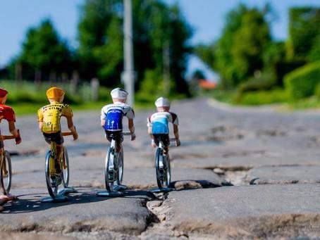 Het verleden als basis voor het moderne wielrennen: ik ben pro!