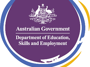 Australian Department of Education logo