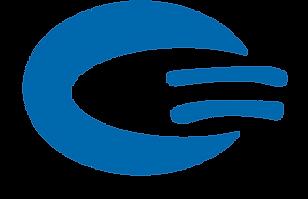 EPHEA logo, a large blue 'e' on a white background