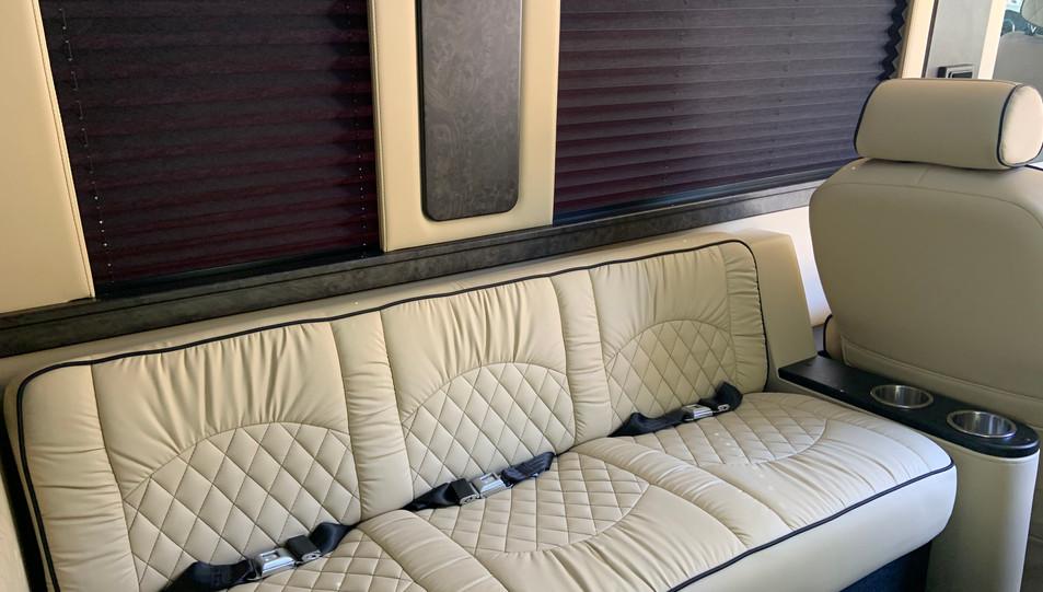 Executive Sprinter interior