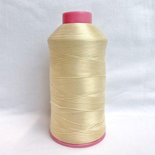 Light Beige wooly Nylon thread 5000m