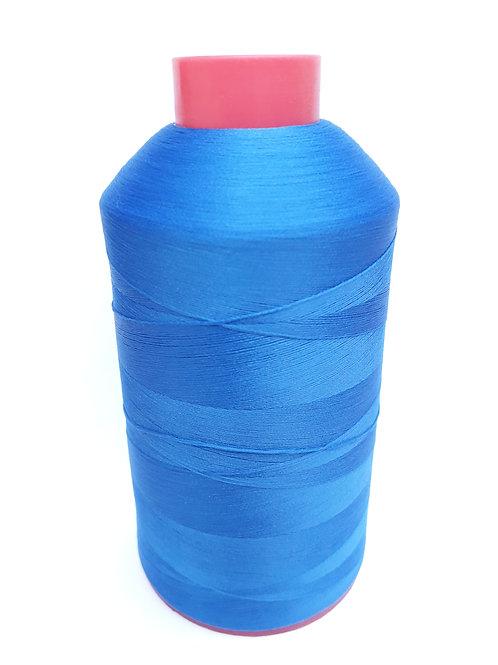 Royal blue wooly Nylon thread 5000m