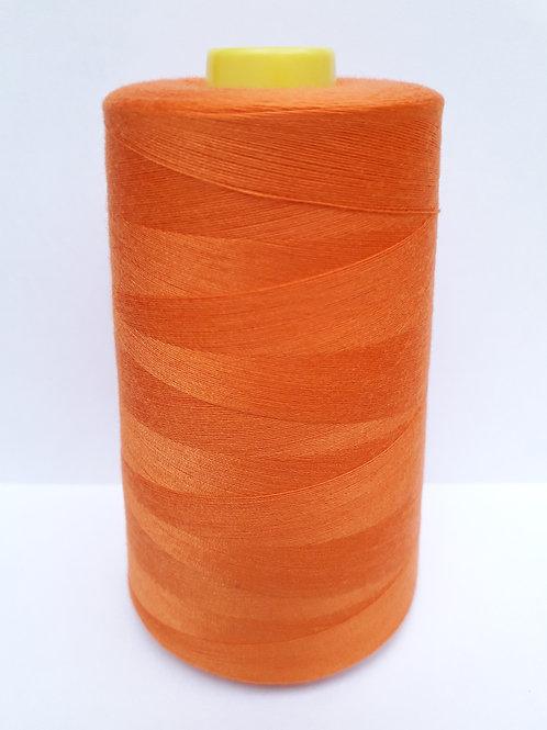 Orange-Overlocker thread 5000m