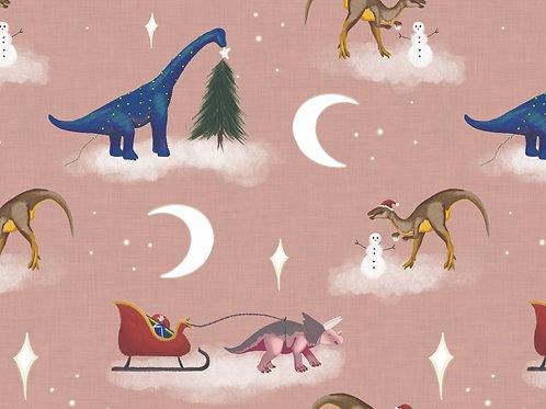 Dino's Xmas - Blush