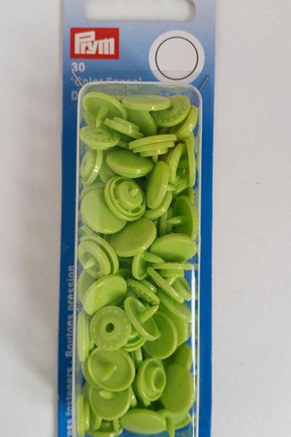 Apple Green-12.4mm Prym Snaps