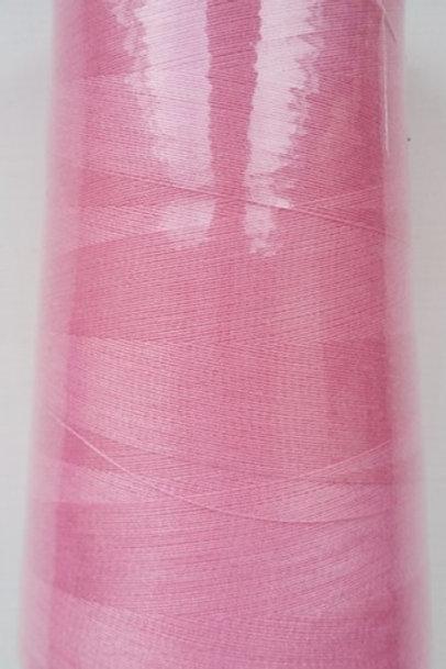 Candy Pink-Overlocker thread 5000m