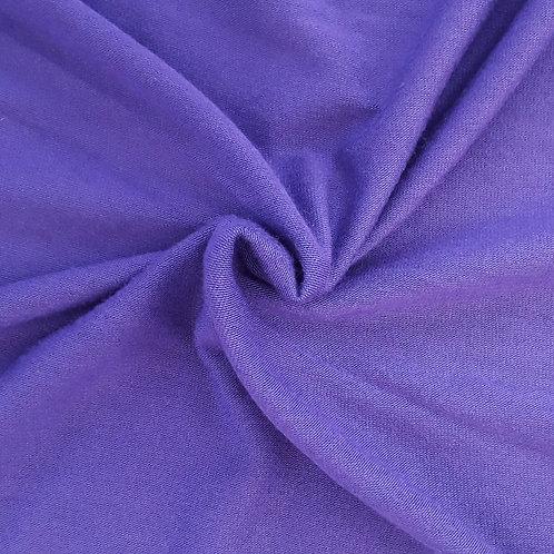 Purple viscose Jersey