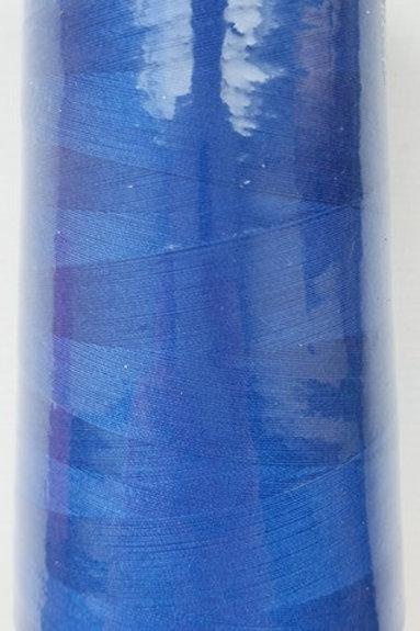 Royal blue-Overlocker thread 5000m