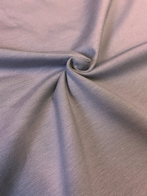 Mocha 95/5 Cotton Elastane