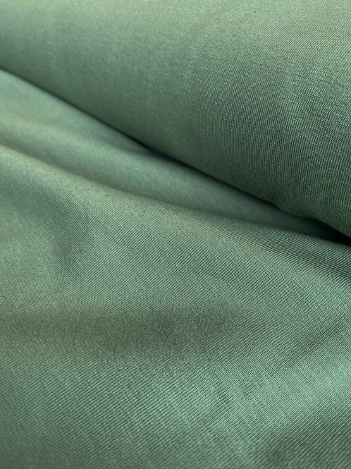 Olive Green 95/5 Cotton Elastane