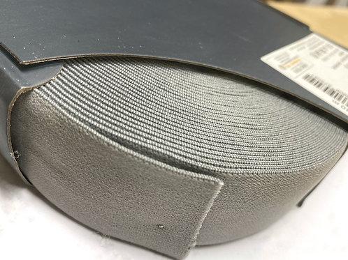 Prym, soft waistband elastic - Grey