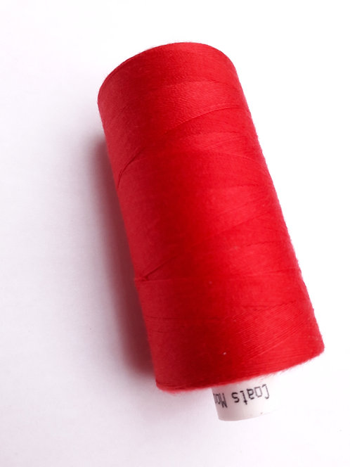 Red Moon spun polyester thread 1000m