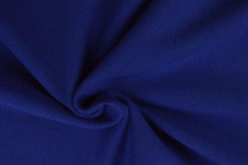 Ribbing - Royal blue - PRE-WASHED