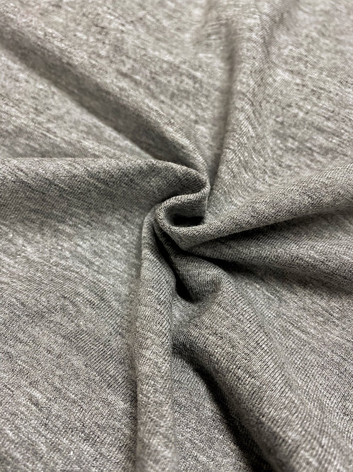 Mottled grey 95/5 Cotton Elastane