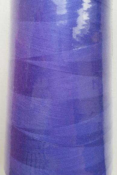 Purple-Overlocker thread 5000m