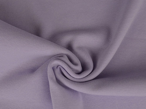 Ribbing - Lavender - PRE-WASHED