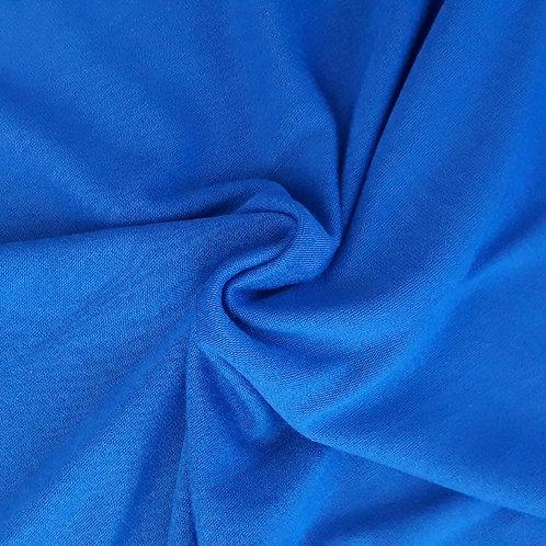 Royal blue Viscose Jersey