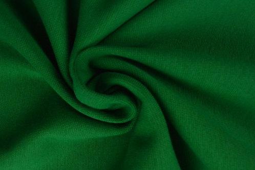 Ribbing - Green - PRE-WASHED
