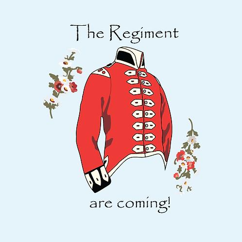 CL Adult 'Regiment' Panel - BLUE
