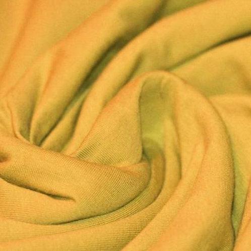 Mustard 95/5 Cotton Elastane