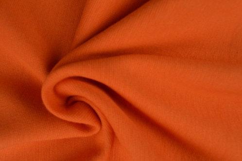 Ribbing - Orange - PRE-WASHED