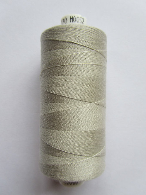 Natural Moon spun polyester thread 1000m