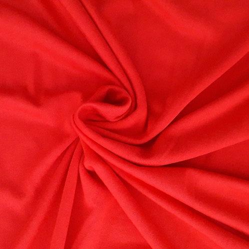 Red viscose Jersey