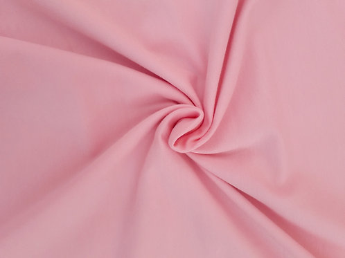 Pale pink 95/5 Cotton Elastane