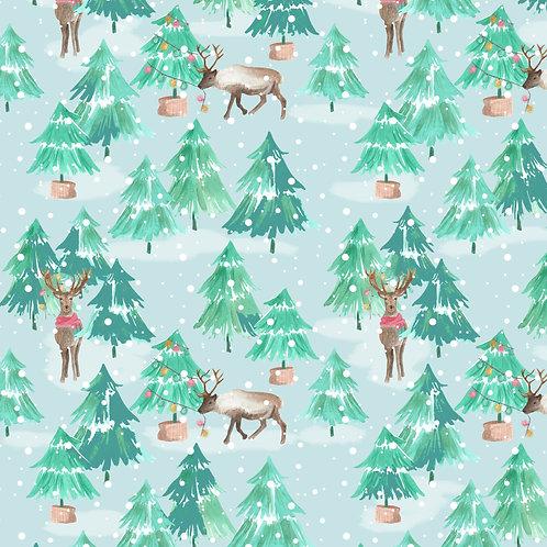 Mint Reindeer