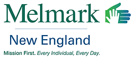 Melmark LOGO with New England Tagline -