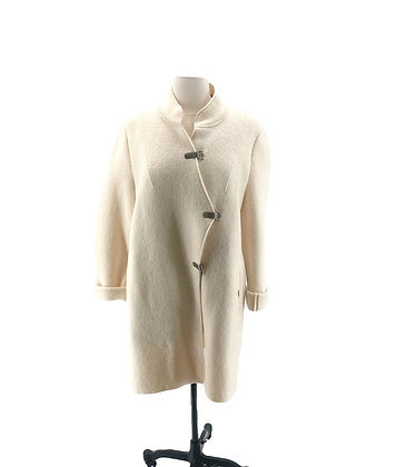 Geiger Boiled Wool Coat