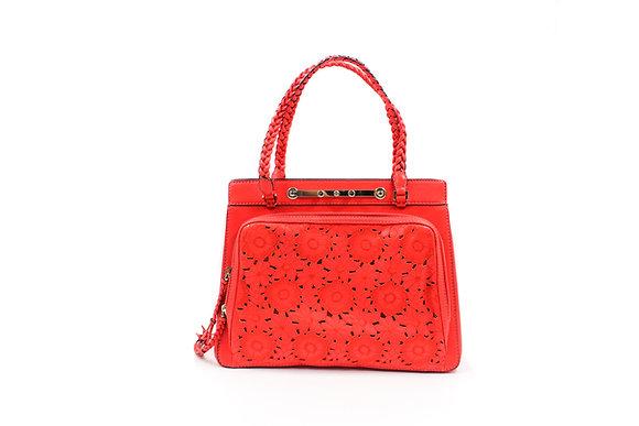 Valentino Demetra Leather Bag