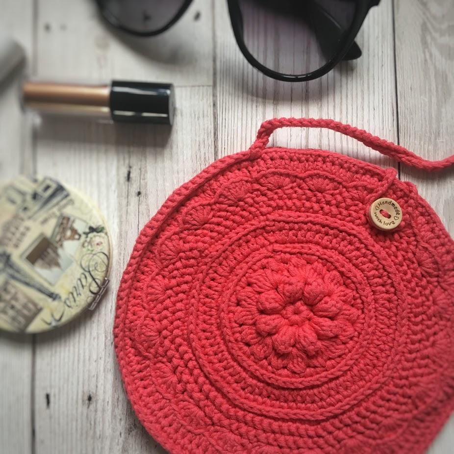 Boho Circle Bag