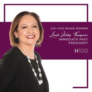 Inmediated Past President - Linda Valdez