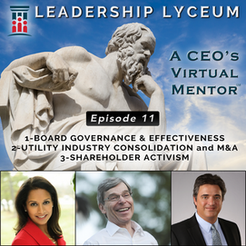 Board Governance and Effectiveness, Utility Industry Consolidation, and Shareholder Activism