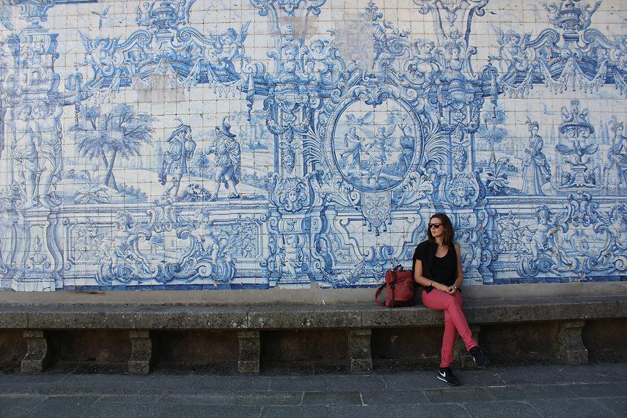 Perrine à Porto