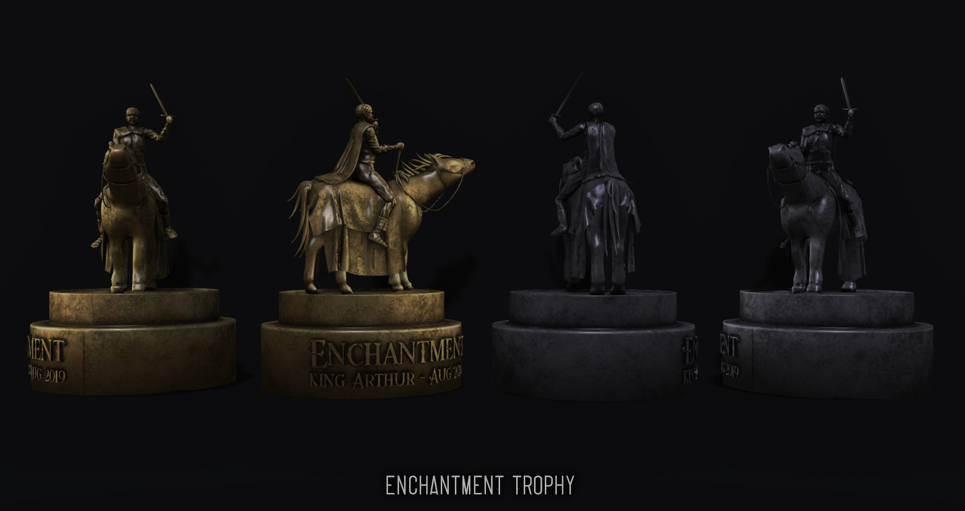 Enchantment Trophy