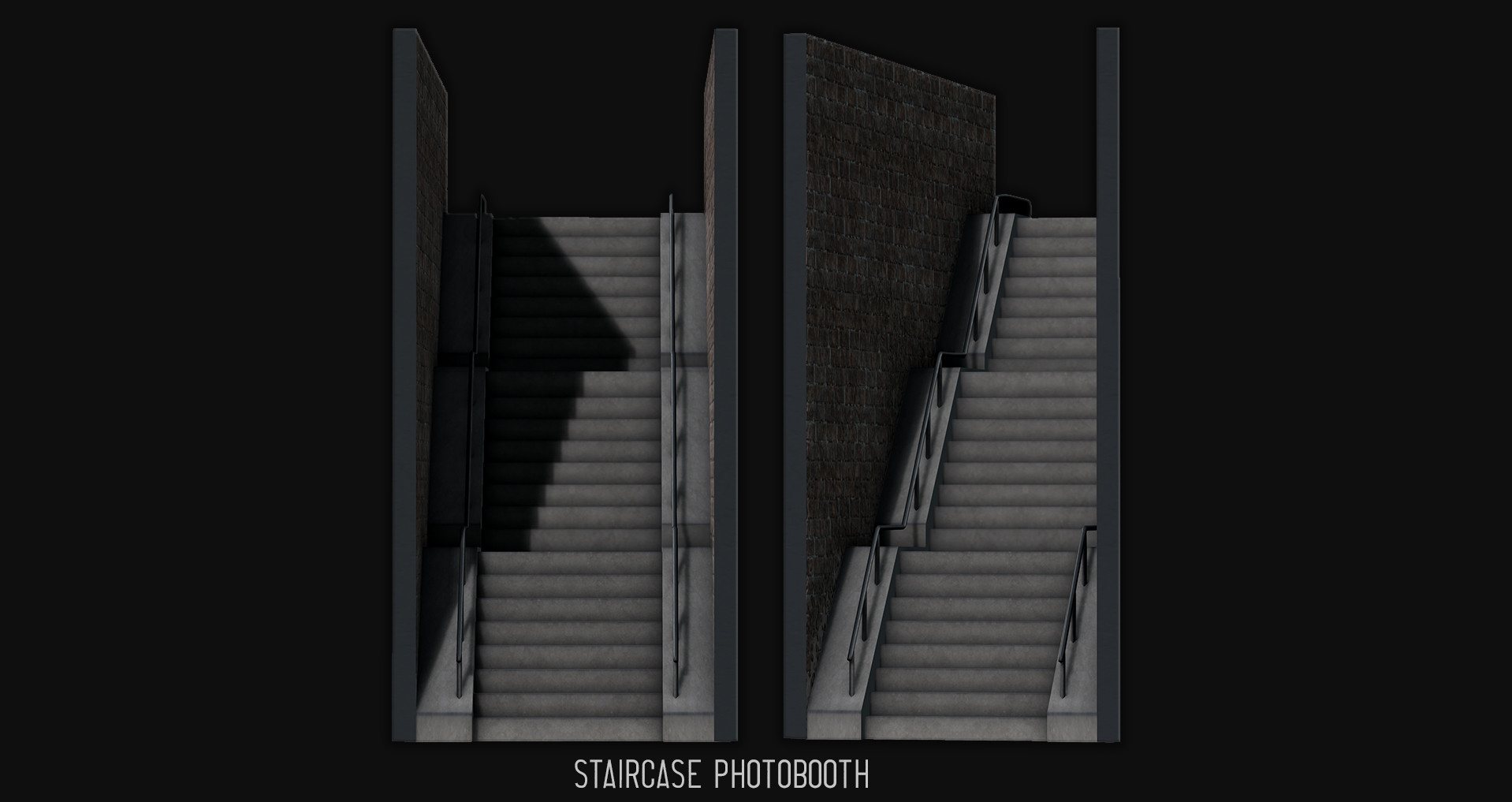 Staircase Photobooth