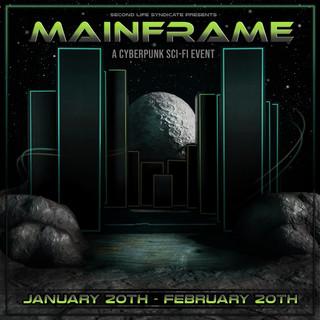 Mainframe Poster
