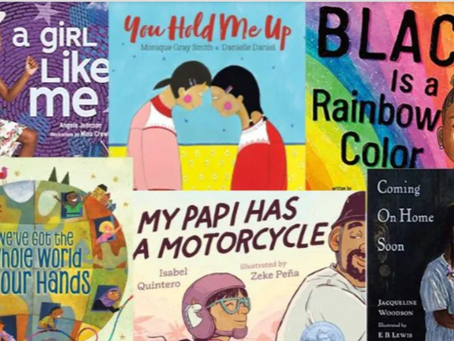 31 Children's Books Supporting Conversations about Race, Racism & Resistance