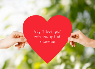 Give the Gift of Relaxation and Healing
