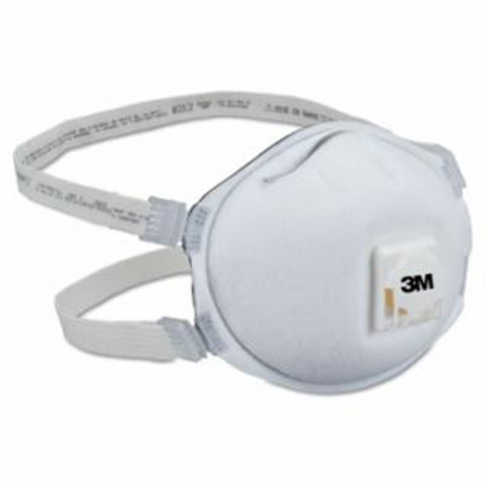 N95 8212 Particulate Welding & Metal Pouring Respirator, Faceseal