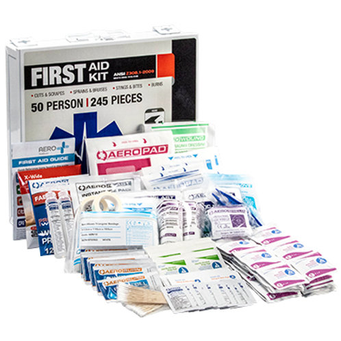 6050-01 50-Person First Aid Kit