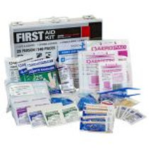 6025 25-Person First Aid Kit